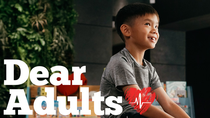 heartbeat project dear adults